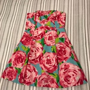 Rare Lilly Pulitzer First Impression Hotty Pink